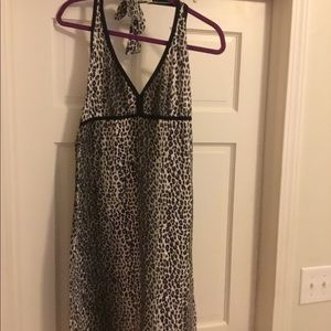 Tommy Bahama Leopard Print Dress